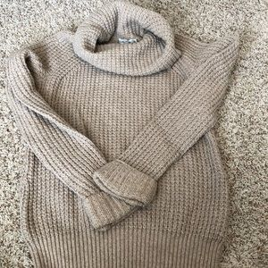 Calvin Klein chunky sweater